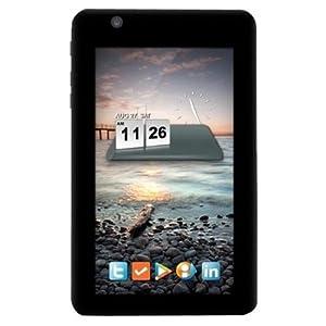 HCL ME U1 Tablet (WiFi, 3G via Dongle), Black