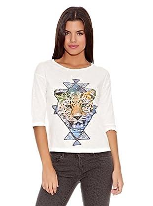 Springfield Camiseta Camiseta M/L Estamp
