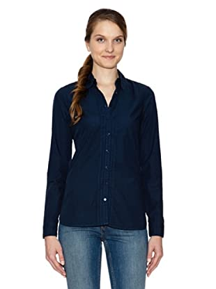 Tommy Hilfiger Camisa Mimosa Gmt Dye Shirt Ls (Azul Marino)