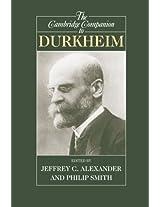 The Cambridge Companion to Durkheim (Cambridge Companions)