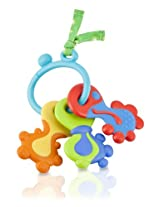 Nuby Ring O' Keys Teether