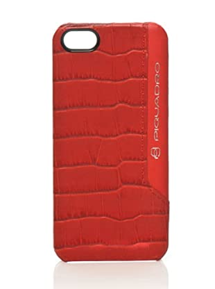 Piquadro Custodia iPhone 5 (Rosso)