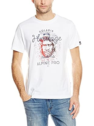 Alpine Pro Camiseta Manga Corta Tiberio 4