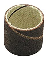 Gyros 11-84086/300 Sanding Bands 1/4-Inch Diameter by 1/2-Inch, 80 Grit, 300-Pack