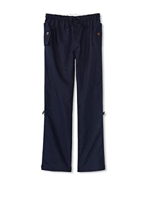 Tom and Drew Boy's Roll-Up Pants (Breakers Blue)