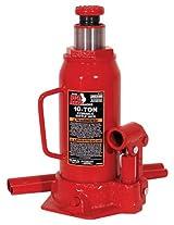 Torin T91003 Hydraulic Bottle Jack - 10 Ton