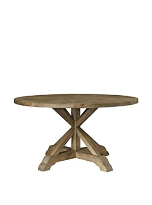 Padma's Plantation Salvaged Wood Dining Table, Natural