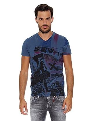 Pepe Jeans London Camiseta Murray (Azul)