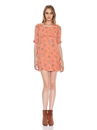 Pepe Jeans London Kleid Atlanta (Lachs)