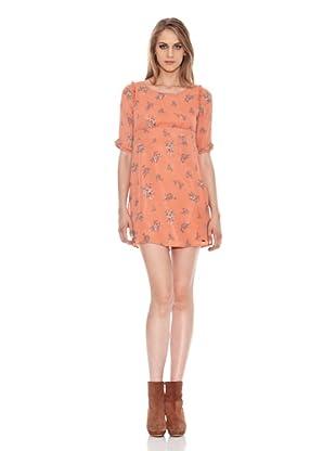 Pepe Jeans London Vestido Atlanta (Naranja)