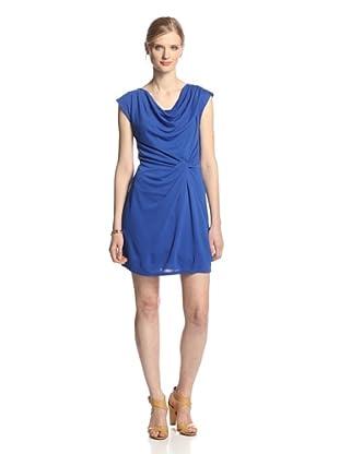 W118 by Walter Baker Women's Hana Jersey Dress (Blue)