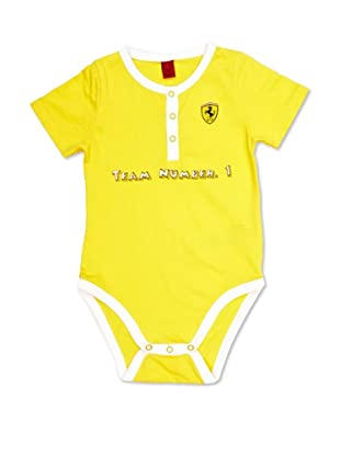 Ferrari Body Baby Grow (Amarillo)