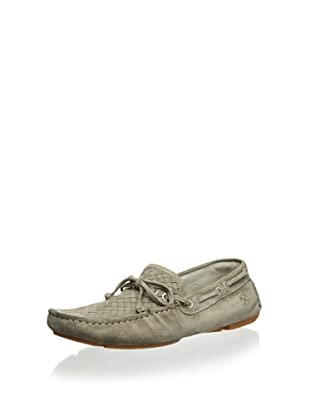 Vince Camuto Men's Rocca Woven Driver (Taupe)