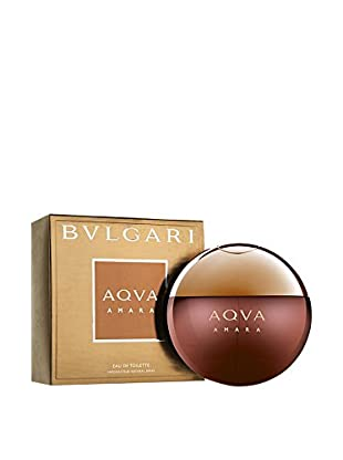 Bvlgari Eau de Toilette Herren Aqua Amara 50 ml, Preis/100 ml: 83.9 EUR