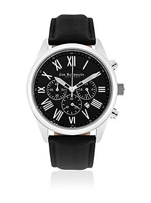 Joh. Rothmann Reloj con movimiento cuarzo japonés 10030025 Negro 42.5 mm