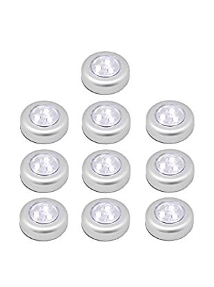 Unotec Set Led 10 Uds. LED Push Control