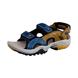 Woodland GD 1033111W13 BLUE Men Sandals
