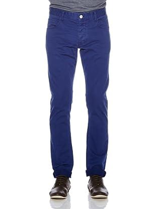 Solid! Pantalón Casual (Azul Índigo)