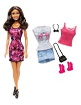 Barbie African-American Doll and Fashion Giftset