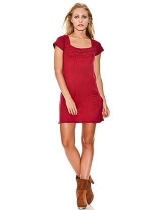 Springfield Vestido Básico (Rojo)
