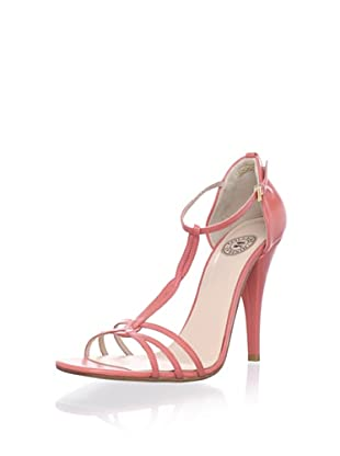 Guillaume Hinfray Women's Bouffette Sandal (Coral)