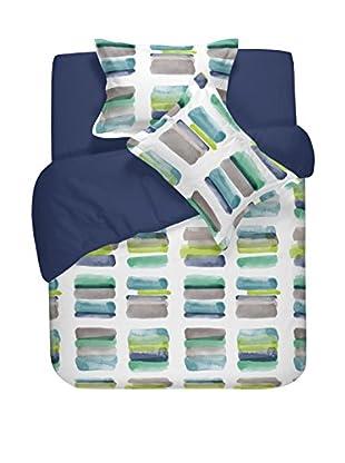 Naf Naf Linge de Maison Bettdecke und Kissenbezug Matisse