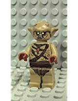 Lego Minifig The Hobbit 032 Goblin Soldier A