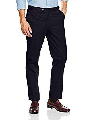 Pedro del Hierro Pantalón Twill Wrinkle Free Tailored