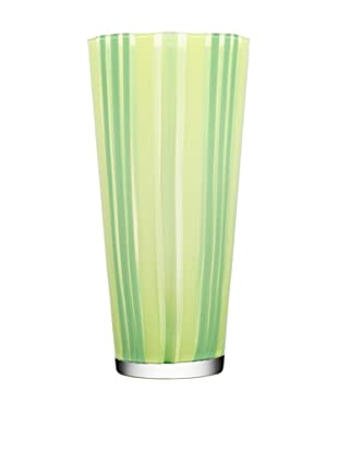 Kosta Boda Cabana Vase (Lime)