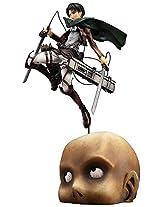 Good Smile Attack on Titan: Levi 1:8 Scale PVC Figure