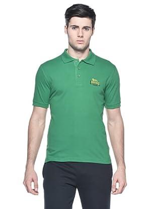Lonsdale Polo Slim Fit (Verde)