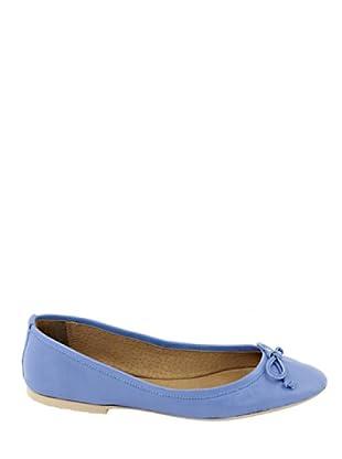 Eye Shoes Bailarinas (Azul Denim)
