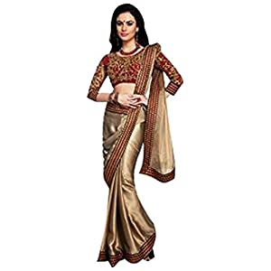 Bollywood Designer Saree Gorgeous Party Wedding Wear Saree Blouse sari