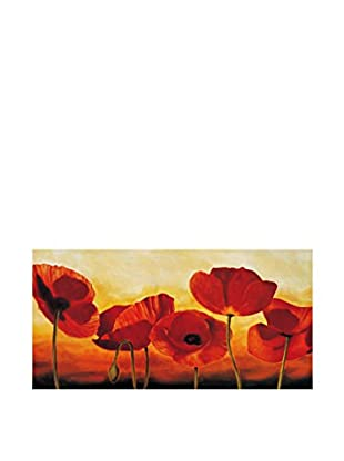 Artopweb Panel Decorativo Kahn In The Sun 100x50 cm Multicolor