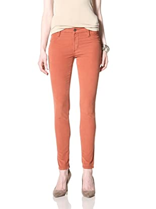 James Jeans Women's Skinny Corduroy Pant (Antique Cinnamon)