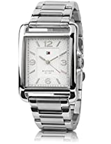 Tommy Hilfiger Analog White Dial Women's Watch - TH1781194/D