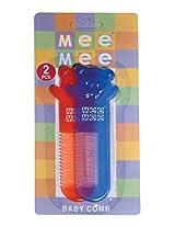 Mee Mee Comb (Blue/Orange)