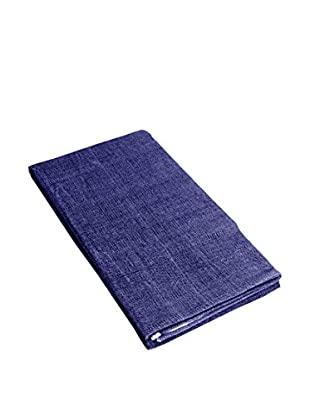 Glam Home Teppich Azal blau