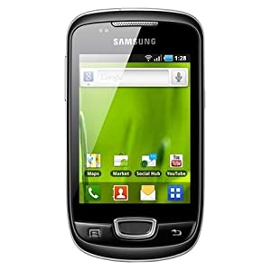 Samsung Galaxy Pop S5570 Smartphone-Grey