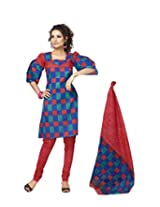 Karishma Suits Women Cotton Dress Material (Kroyalv04Pg16 _Multi-Coloured _16)
