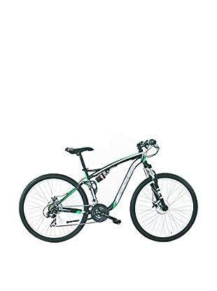 GIANNI BUGNO Bicicleta Full Suspension Negro / Blanco / Verde