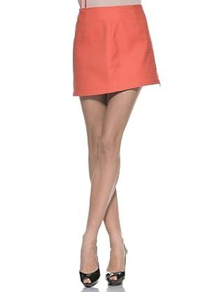 Stefanel Falda (Naranja)