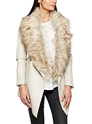 New Look Jacke Faux Fur Waterfall