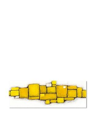PlatinArt Cuadro Sunny Fields 55 x 160