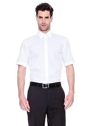 Hugo Boss Camisa Herald (Blanco)