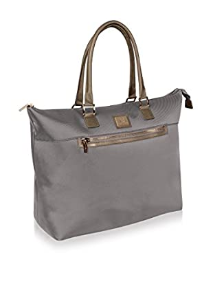 Anne Klein Tampa Travel Tote, Light Blue