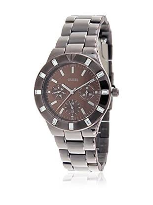 Guess Reloj de cuarzo Woman Marrón 35 mm