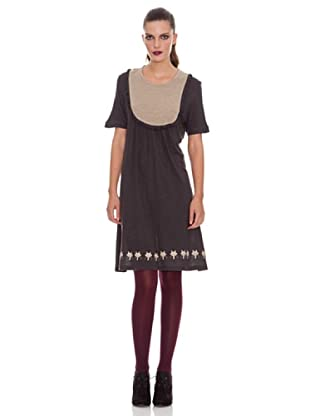 Dolores Promesas Vestido Look (gris oscuro)