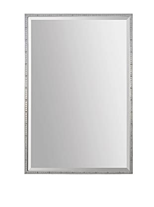 Valonia Crystal Accents Mirror