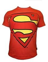 Superman Round Neck T-Shirts